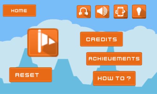 Flappy Rocket screenshot 4