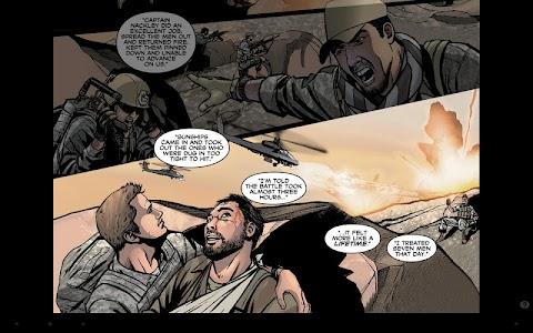 America's Army Comics screenshot 2