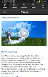Allergohelp Deutschland screenshot 1