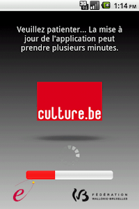culture.be screenshot 3