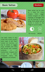 The Vegan Nom Noms Cook App screenshot 5