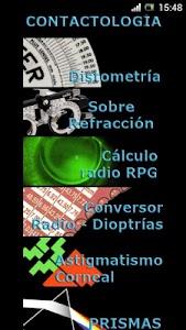 CONTACTOLOGIA screenshot 0