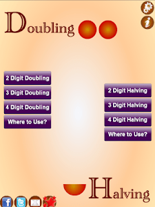 Doubling And Halving screenshot 10