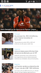 La Nación screenshot 0