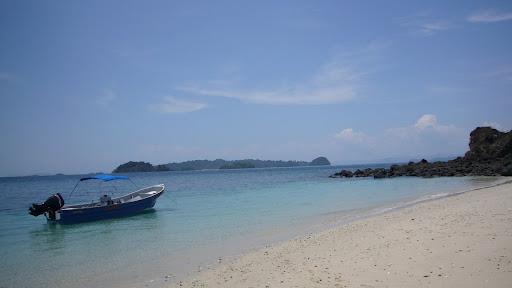 Playas de la Isla de Coiba, Sitio de Patrimonio Mundial de la Humanidad