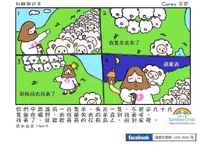 漫畫聖經 試看繁體中文 comic bible trial screenshot 15
