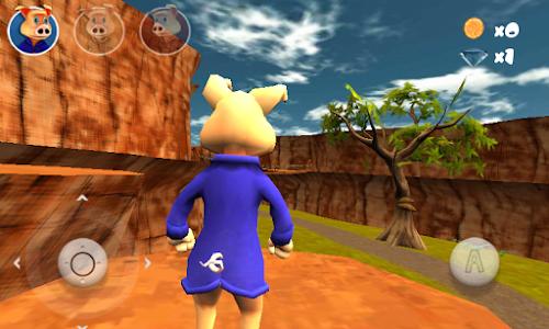 Pigs Adventures screenshot 0