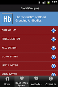 Hemo bioscience screenshot 1