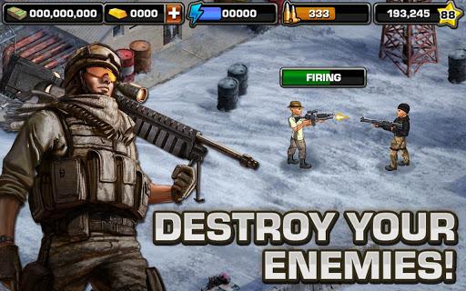 Modern War by GREE screenshot 02