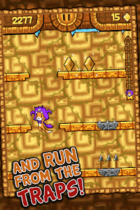 Tappy Run 2 - A Treasure Hunt screenshot 3
