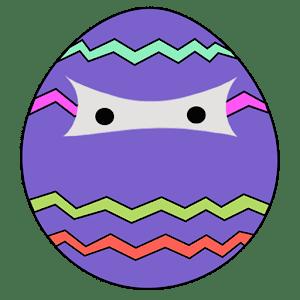 Zig Zag Egg Jumps