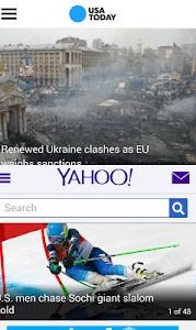 Newspaper Browser Lite screenshot 0