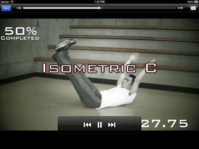 8 Minute Abs FREE screenshot 7