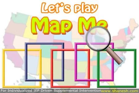 Map Me - Autism Series screenshot 5