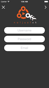 Notjustok screenshot 3