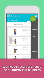 Chest Workout Lumowell screenshot 19
