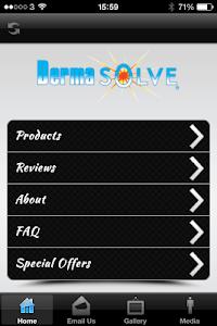 Dermasolve Psoriasis Treatment screenshot 0