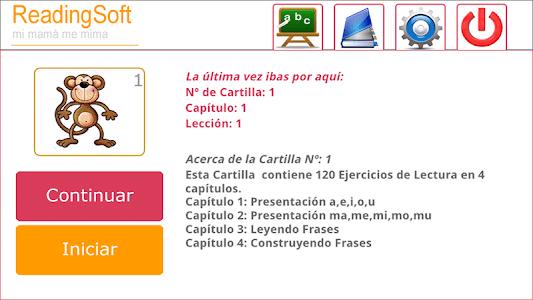 Curso 1 Aprender a Leer screenshot 8