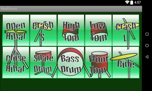 Real Drums screenshot 3