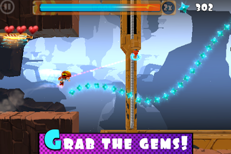 Rock Runners screenshot 3