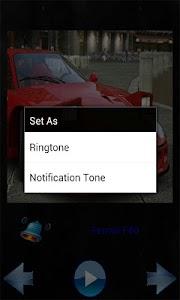 Car Sounds 1 screenshot 0
