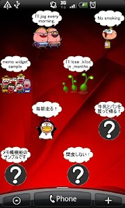 Daily Cartoon007 LWP & Clock screenshot 6