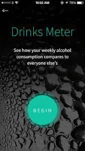 Drinks Meter screenshot 3