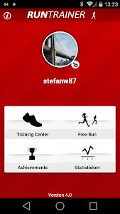 Run Trainer screenshot 0