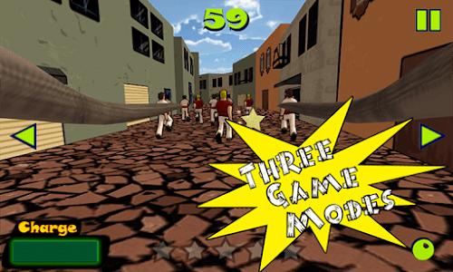Bull Runner Free screenshot 12