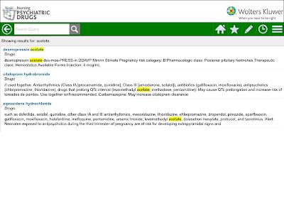 Nursing Psychiatric Drugs screenshot 7
