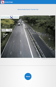 SINGAPORE LIVE TRAFFIC screenshot 14