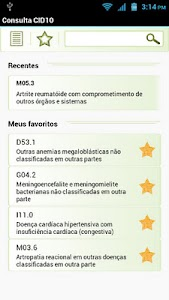 Consulta CID10 FREE screenshot 2