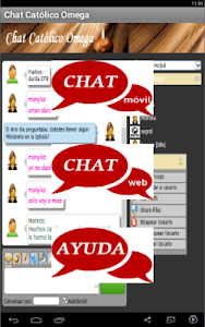 Chat Católico Omega screenshot 0