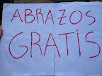 Free Hugs / Abrazos Gratis Buenos Aires