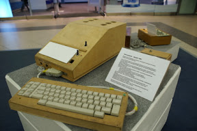 A wood computer by Richard Kaczor