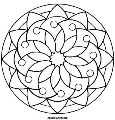 1000 ideas about free printable coloring pages on pinterest ... - Simple Therapeutic Coloring Pages