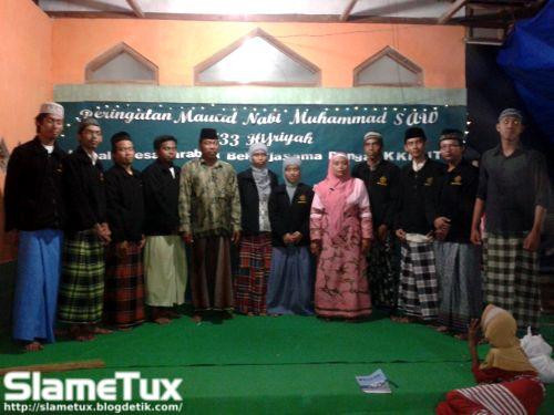 Maulid Nabi Muhammad SAW 1433 Hijriyah