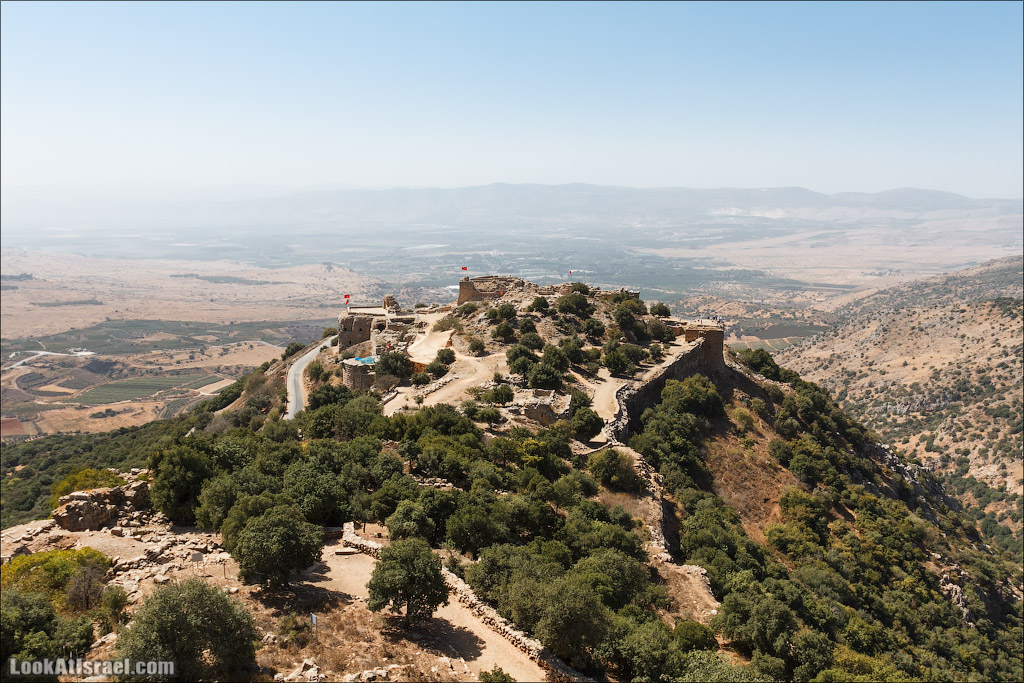 Israel, Nimrod fortress