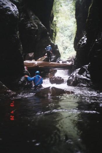 沢登りin台湾「三光渓」#03