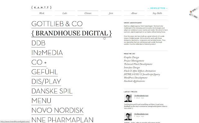 *充滿動態讀取感的極簡風網站 Eric Paul Snowden Web Site 6