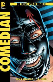 BW_COMEDIAN_1_Cvr DC Comics June 2012 Solicitations