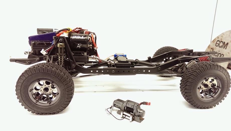 Gcm S M Blazer Build