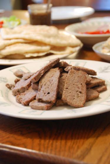 Lamb Gyro Meat
