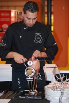 David Lavado Lázaro, Maestro Cortador 2012