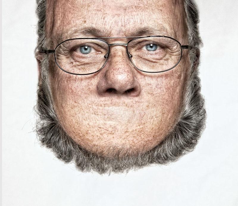 *THORSTEN SCHMIDTKORD有趣攝影系列 Head on Top :「親愛的 我的頭!?」 6