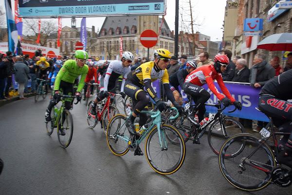 start Dwars door Vlaanderen