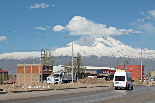 Abschied beim Fahren durch die Steppe, Türkei + Playlist