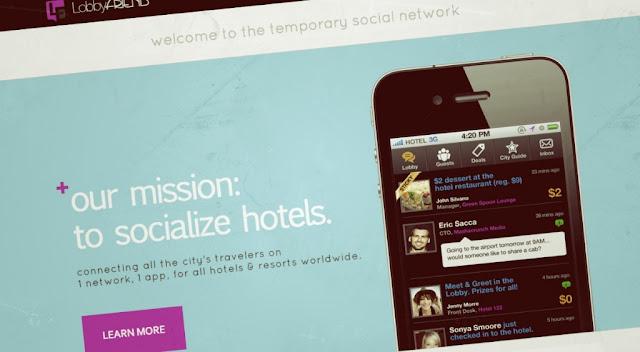 Redes sociales hiperlocalizadas, turismo y espacio