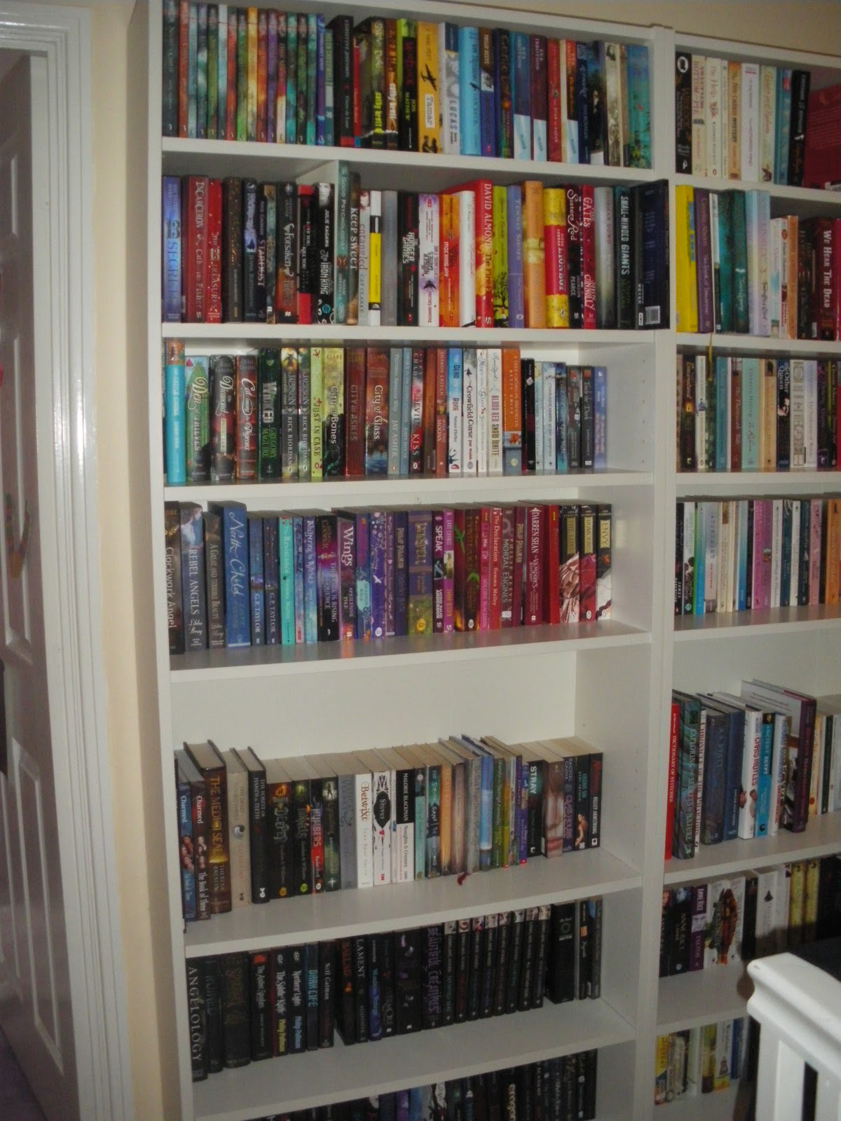 bookcase showcase: vivienne from serendipity