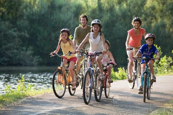 fietsen in de Leiestreek